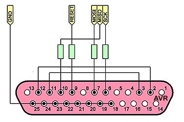 LPT-программатор